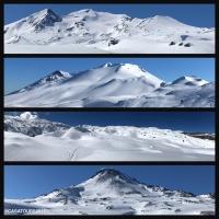 Nevados, Shangri-la, Volcan Nuevo