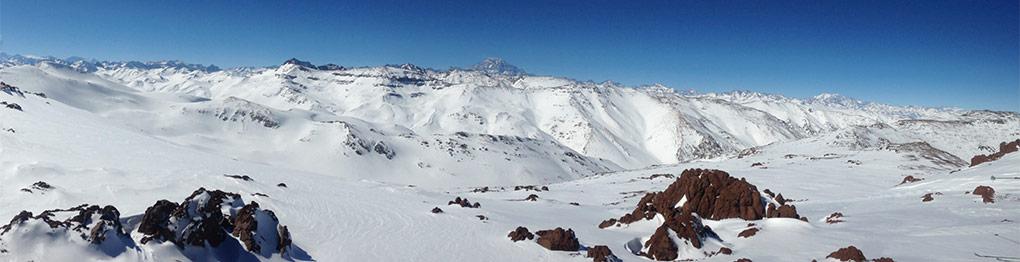 ski arpa ski chile cat skiing ski aconcagua